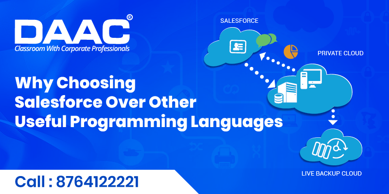 Why Choose Salesforce Over Other Useful Programming Languages?